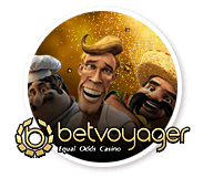BetVoyger Casino Logo