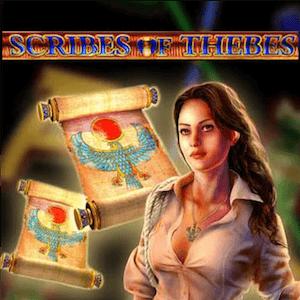 Der Online-Spielautomat Scribes of Thebes