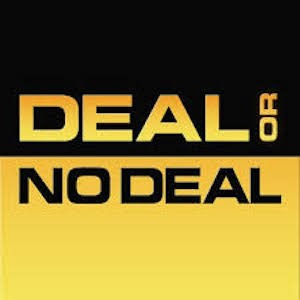 "Neuer Spielautomat ""Deal or No Deal"""